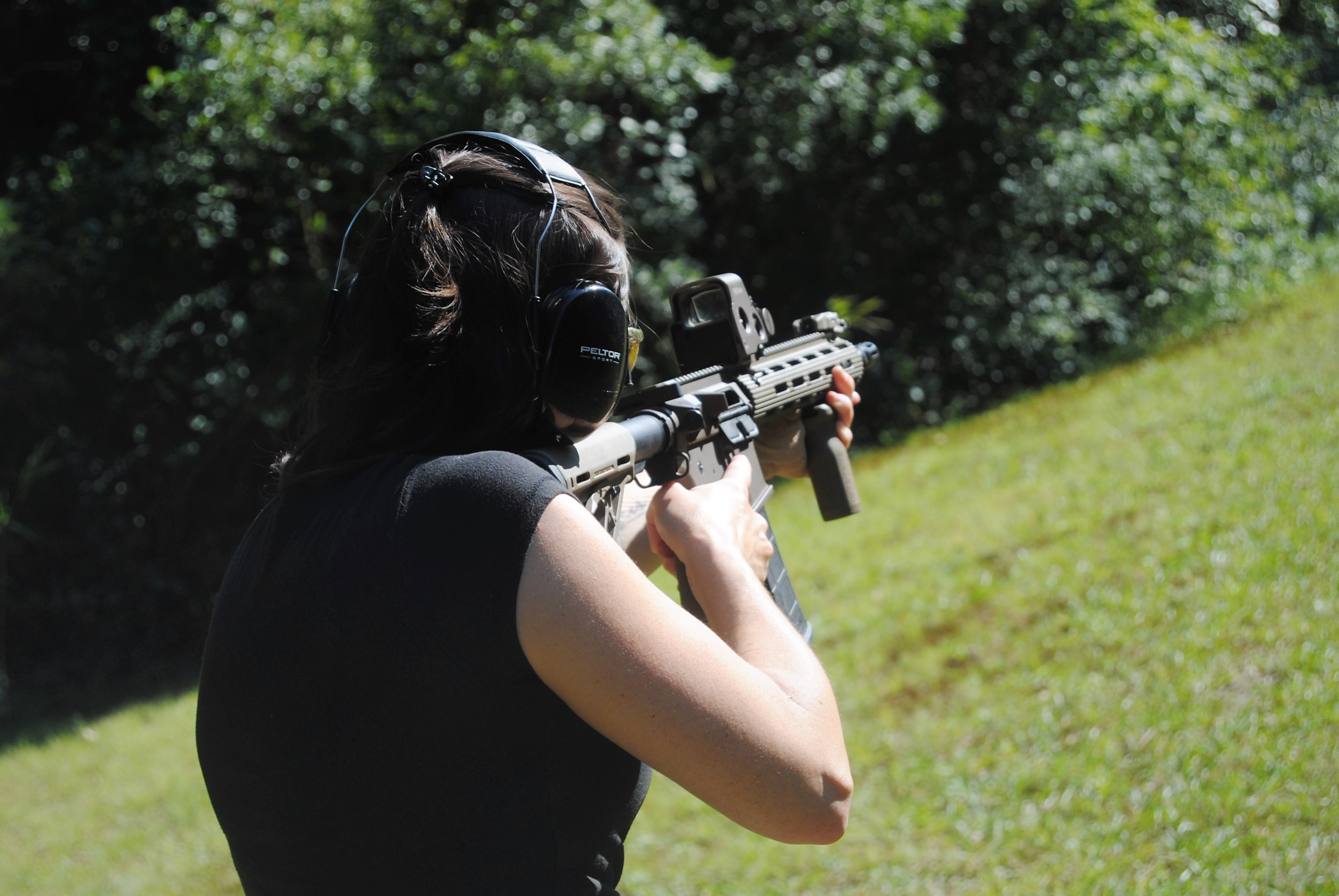 ar hunting rifle