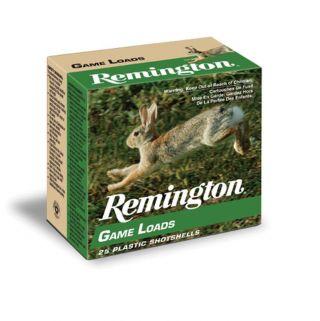 "Remington Game Load 12 Gauge 2.75"" 6 Shot 25Rd Box - 10 Box Min"