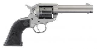 """Ruger Wrangler 22LR 4.62"""" Barrel 6Rd Silver 02003"""
