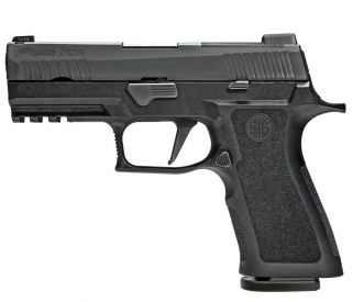 """Sig Sauer P320 XCarry 9mm 3.9"""" 17+1 320XCA-9-BXR3-R2"""