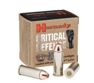 Hornady Critical Defense 9mm 115GR 25Rd Box- 10 BOX MIN