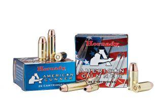 Hornady American Gunner 9mm 124GR XTP 25Rd Box 90224 - 3 Box Min