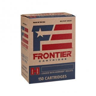 Hornady Frontier 5.56NATO 55GR FMJ 150Rd Box