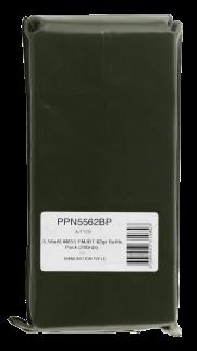 PPU M855 Battle Pack 5.56NATO 62GR 200RD