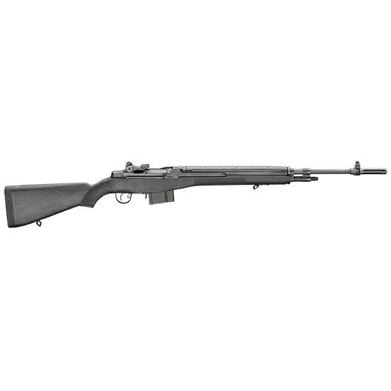 "Springfield Armory M1A Loaded 308WIN/7.62NATO 22"" Barrel W/ Blade Sights 10+1 Black *CA Compliant* MA9226CA"