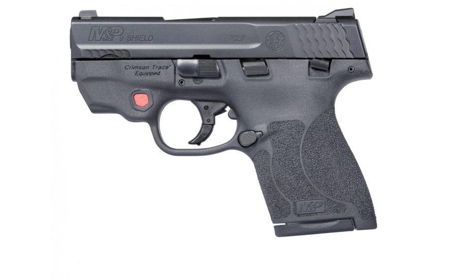 shield p9 m2 9mm wesson smith laser barrel gunbuyer