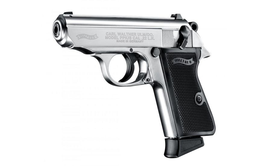 Walther PPK/S 22LR 3 3