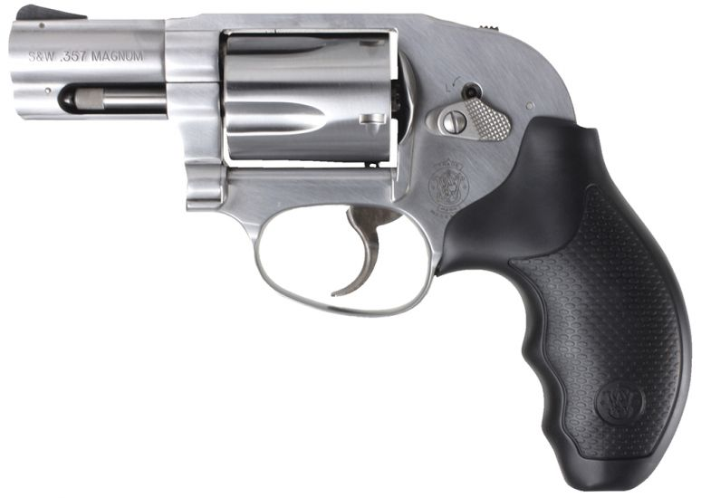 Smith & Wesson 649 Shrouded Hammer 357 Magnum 2.125\