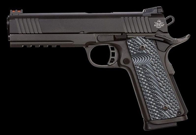 Rock Island Armory 1911 Tactical Ultra 10mm 5