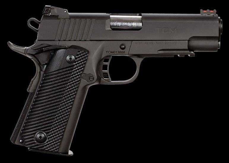 Rock Island Armory Tactical Ultra Combo 22TCM/9mm 4 25