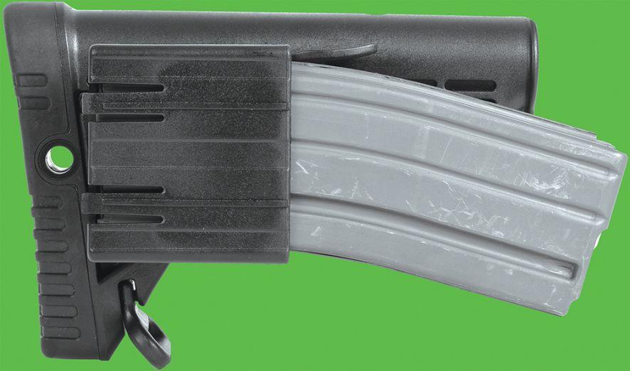 Caa Mps M1615 Mag Pouch Stock Blk Gunbuyer