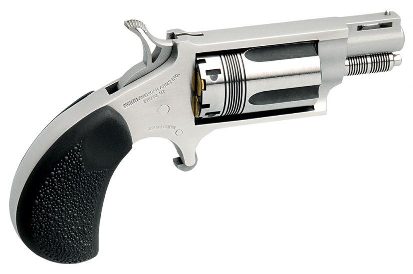 NAA Mini Revolver WASP 22 Magnum 1 125