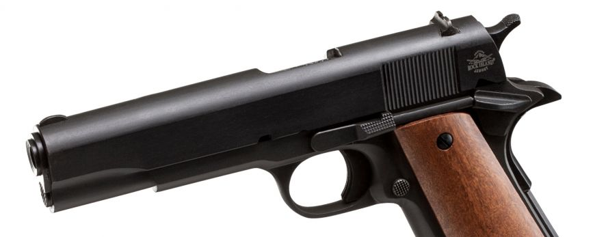 Rock Island 1911 Standard GI 9mm 5
