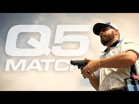 Walther PPQ Q5 Match 9mm 5