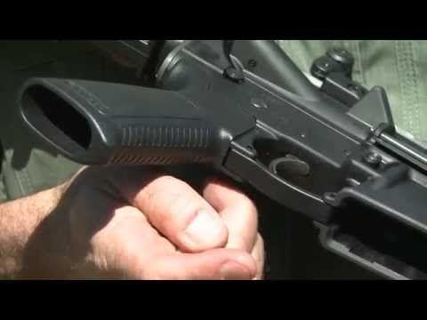 Ruger AR-556 223 Rem/5 56NATO 16 1
