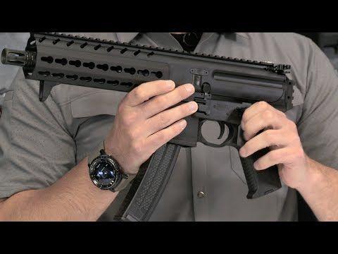 Sig Sauer MPX 9mm 4 5