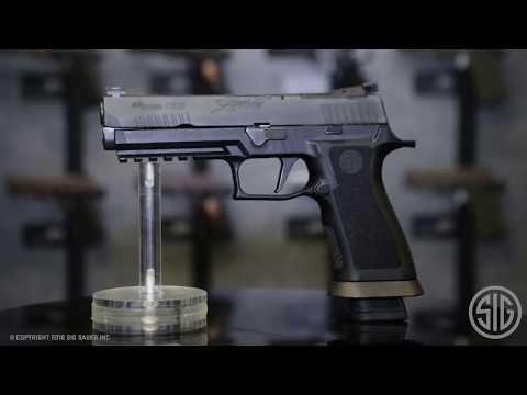 Sig Sauer P320 X5 9mm 5