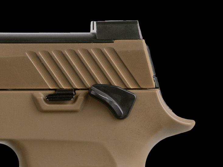 Sig Sauer P320 M17 9mm 4 7