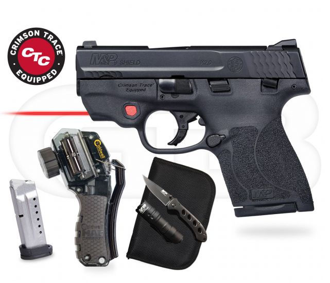Smith & Wesson Shield M2 0 9mm 3 1