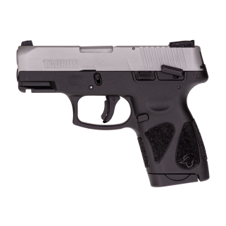 """Taurus G2S 9mm 3.25"""" Barrel 7Rd Stainless TI1G2S939"""