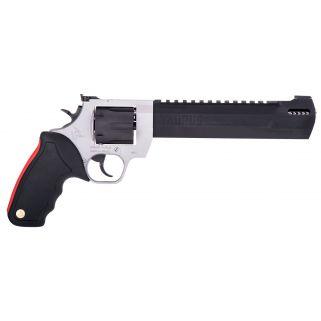 "Taurus 44 Raging Hunter 44 Rem Mag 8.375"" Barrel 6Rd Black Rubber Cushion Grip/Blued 2440085RH"