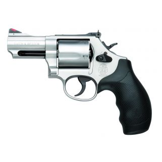 "Smith & Wesson 69 44 Magnum 2.75"" Barrel 5Rd Black Synthetic Grip/Stainless 10064"