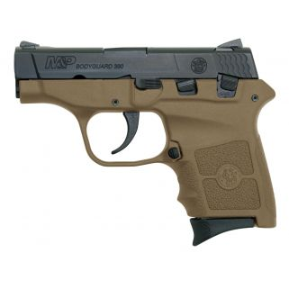 "Smith & Wesson M&P Bodyguard 380ACP 2.75"" Barrel 6+1 Manual Safety Flat Dark Earth 10167"