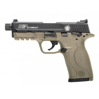 "Smith & Wesson M&P Compact 22LR 3.6"" Barrel 10+1 10242"