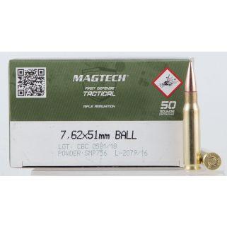 MAGTECH 762A 7.62X51 M80 BALL 50/08