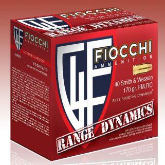 FIO 40ARD100 40S 170 FMJTC RANGE PK 100/10