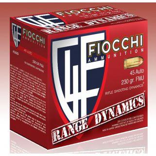 FIO 45ARD 45A 230 FMJ RANGE PK 200/3
