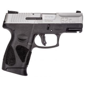 "Taurus 111 G2C 9mm Luger 3.2"" Barrel 12+1 1G2C93912"