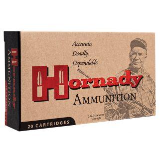 Hornady Custom 300 Weatherby Magnum 180 Grain GMX 20 Round Box 8224