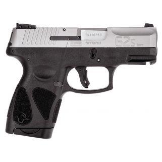 "Taurus G2S 9mm 3.2"" Barrel 7+1 Black/Stainless 1G2S939"