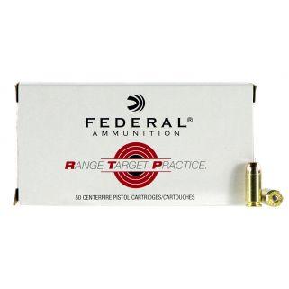 FED RTP40165 40 165 FMJ RNGTRT 50/20