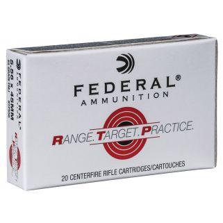 FED RTP556 223 55 FMJ RNGTRT 20/25