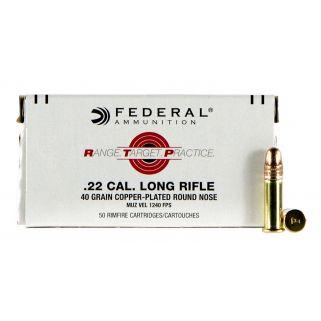 FED RTP2240 22LR 40 CPRN RNGTRT 50/100