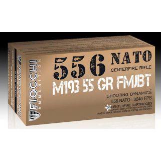 FIO 556M193L 556 NATO 55 50/20