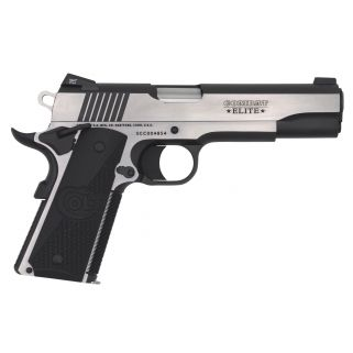 COLT O1072CE COMBAT ELITE GVRNM 9MM NS 5IN TT