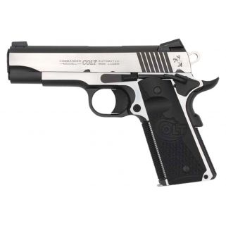 COLT O4082CE COMBAT ELITE COMM 9MM NS 4.25 TT