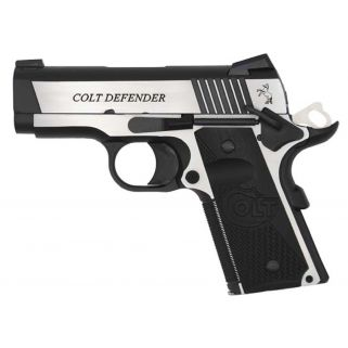 COLT O7082CE COMBAT ELITE DEF 9MM NS 3IN TT