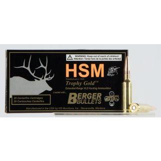 HSM 65CREEDMOOR130VLD 6.5CRD 130 VLD GOLD 20/10