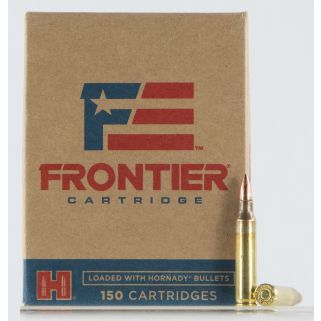 FRONTIER FR2015 M193 5.56 55 FMJ 150/08