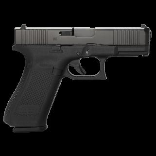 "Glock 45 9mm Gen5 4"" w/ Night Sights 10+1 PA455S301AB"