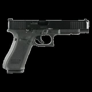 """Glock 34 Gen 5 MOS FS 9mm 5.31"""" Barrel 17+1 PA343S103MOS"""