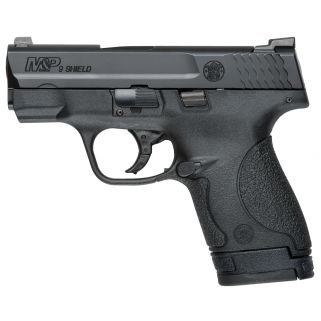 "Smith & Wesson M&P Shield 9mm 3.1"" Barrel w/ Tritium Night Sights 10086"