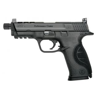 "Smith & Wesson M&P 9mm Luger 4.25"" Threaded Barrel 17+1 10267"
