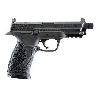 "Smith & Wesson M&P Pro 9mm Luger 4.3"" Threaded Barrel 17+1 10268"