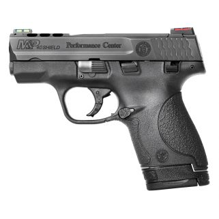 "Smith & Wesson M&P Shield 40S&W 3.1"" Ported Barrel 6+1/7+1 10109"
