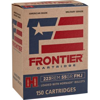 FRONTIER FR1015 223 55 FMJ 150/08